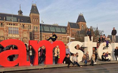 Amsterdam Students
