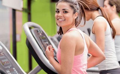 Prime Student Living Gym