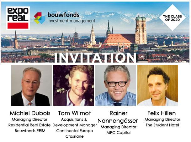 EXPO REAL Invite